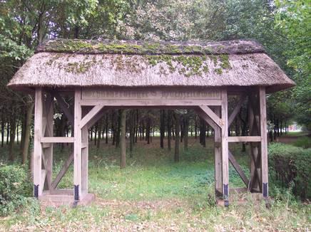 Eingang zum Hochzeitswald